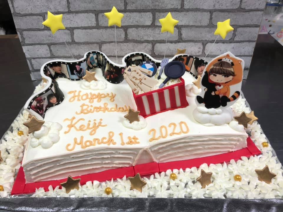 Happy Birthday Keijiの画像